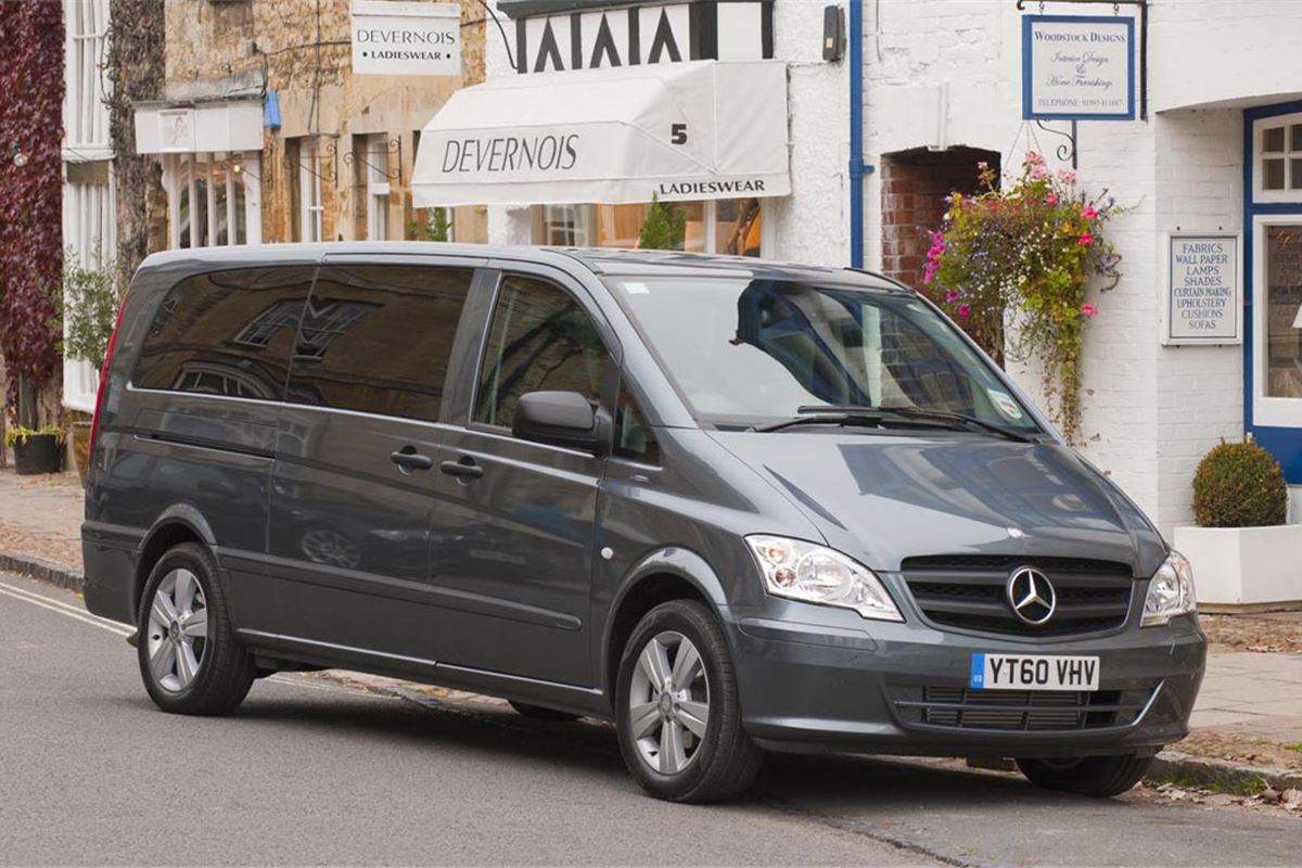 mercedes benz vito 2003 van review honest john. Black Bedroom Furniture Sets. Home Design Ideas