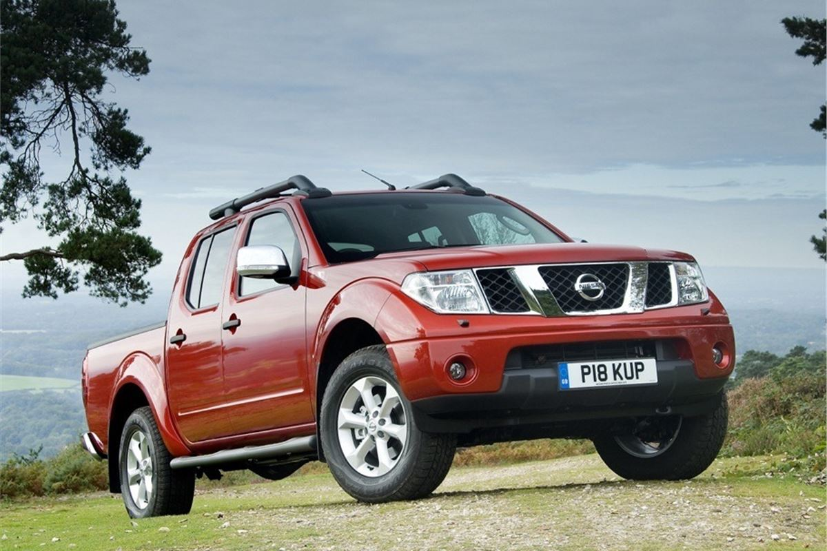 Nissan Navara 2005 Van Review Honest John