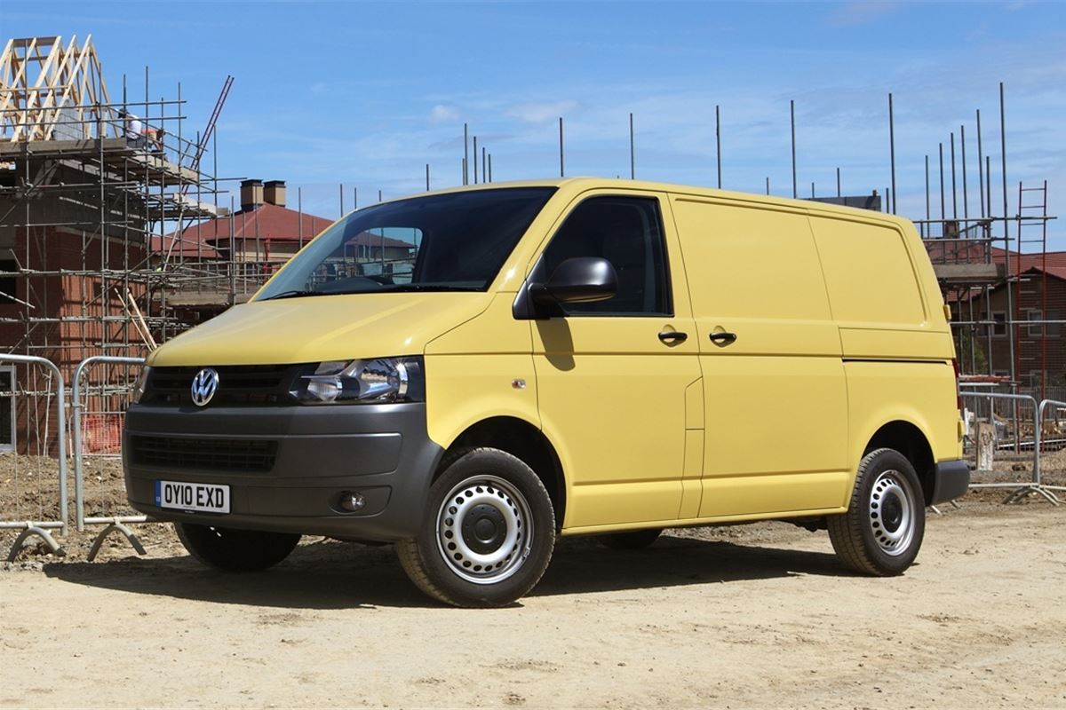 Volkswagen Transporter T5 2003 - Van Review | Honest John