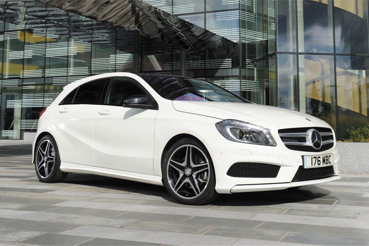 Mercedes benz a class 2012 car review honest john for Mercedes benz of littleton colorado
