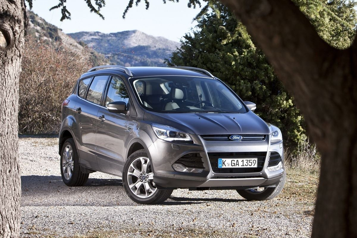 Ford Kuga 2013 Road Test Road Tests Honest John