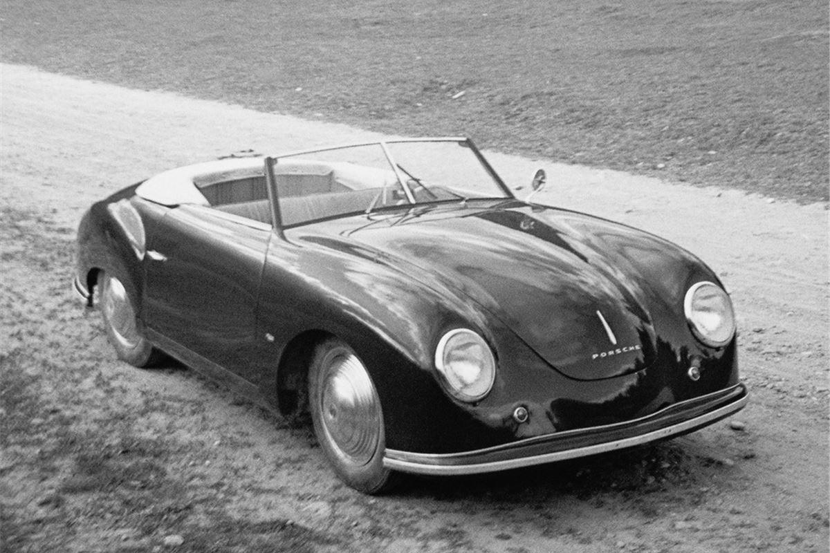 Porsche 356 - Classic Car Review | Honest John