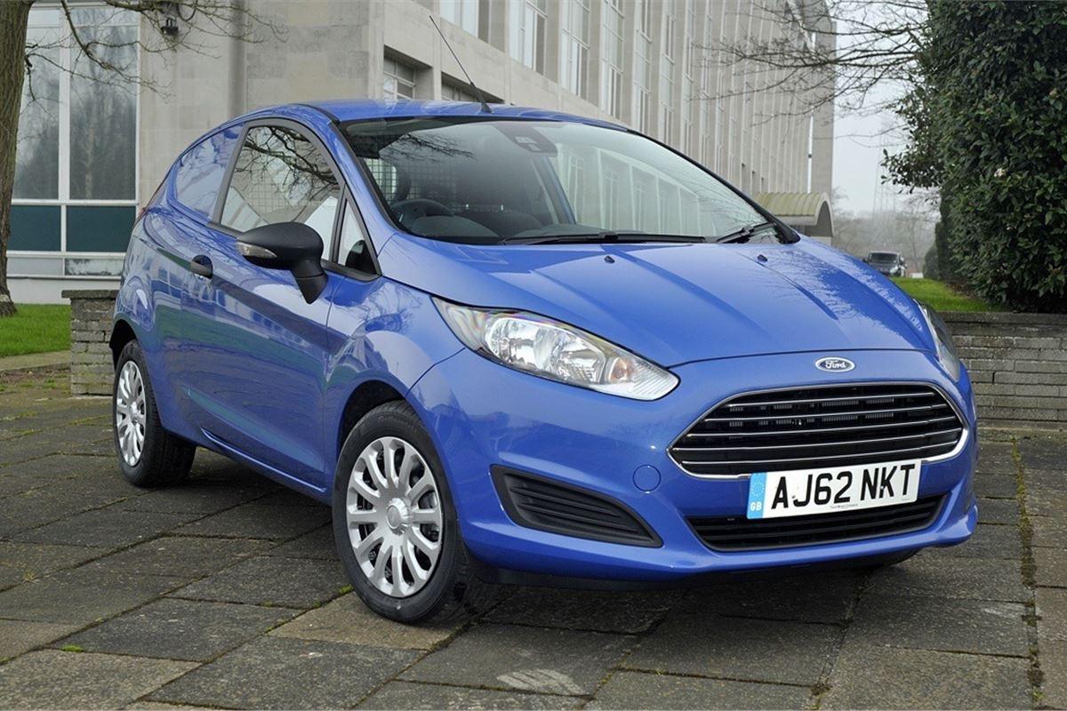 Ford fiesta van 2013 van review honest john for 1 800 2 sell homes reviews