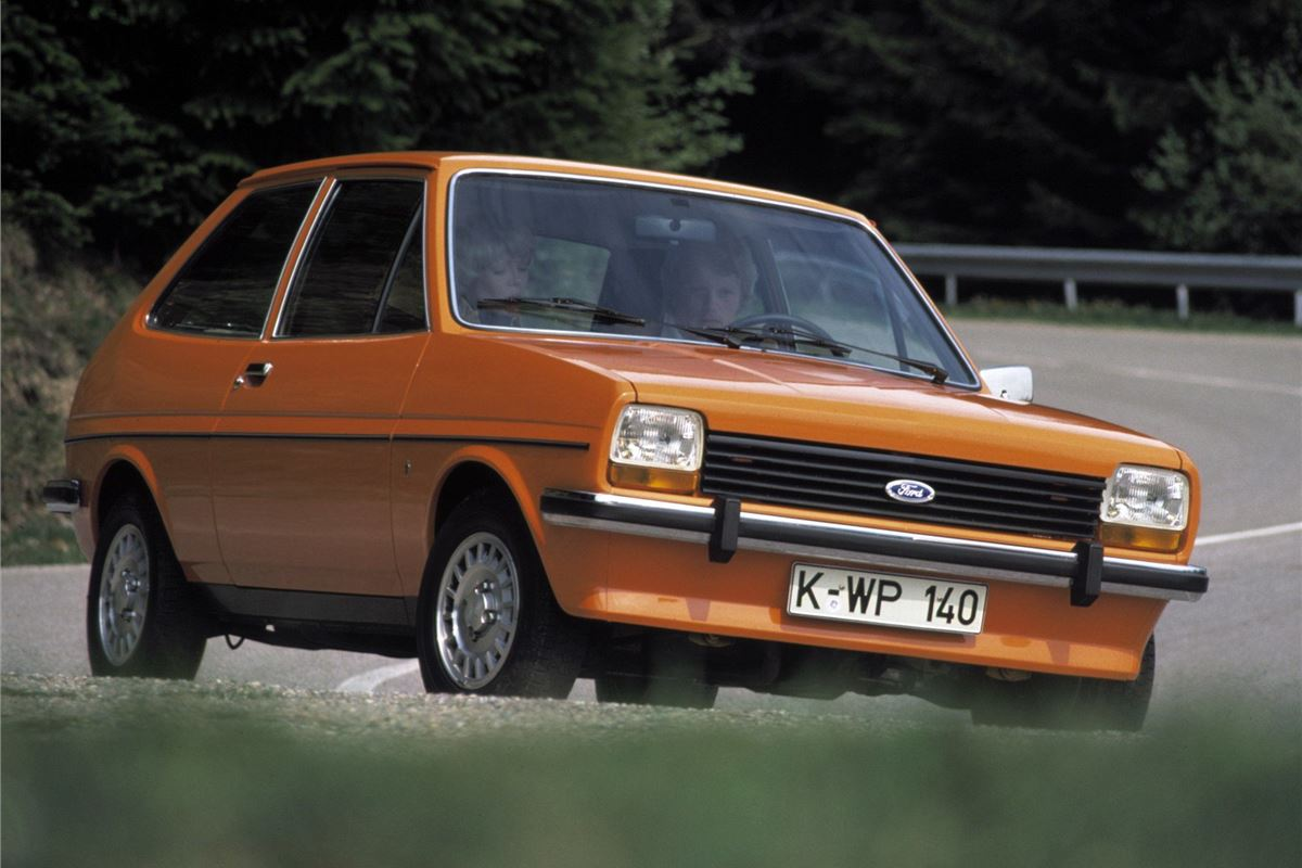 ford fiesta mk1 classic - photo #6