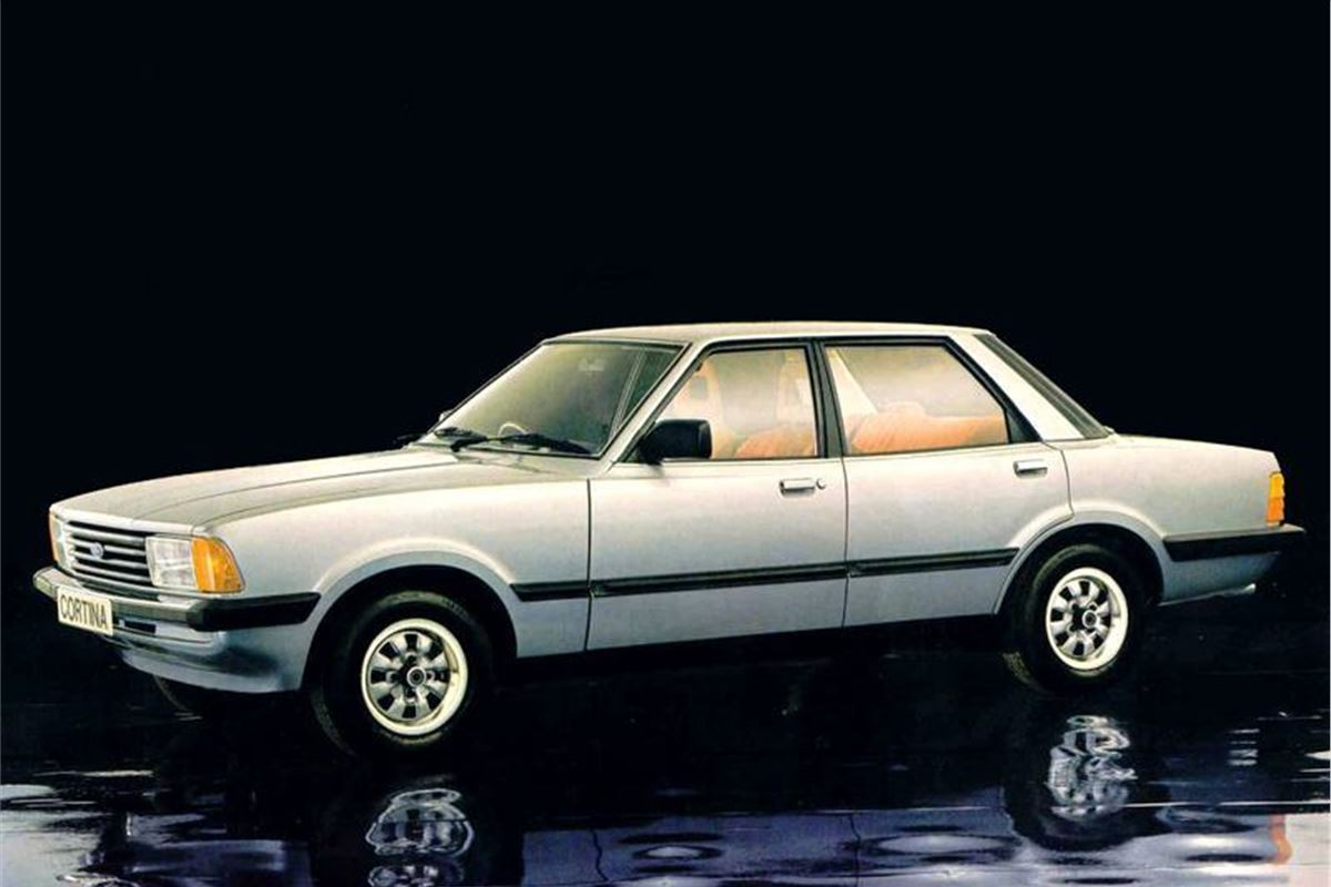 Ford Cortina Mk4 80 Classic Car Review Honest John
