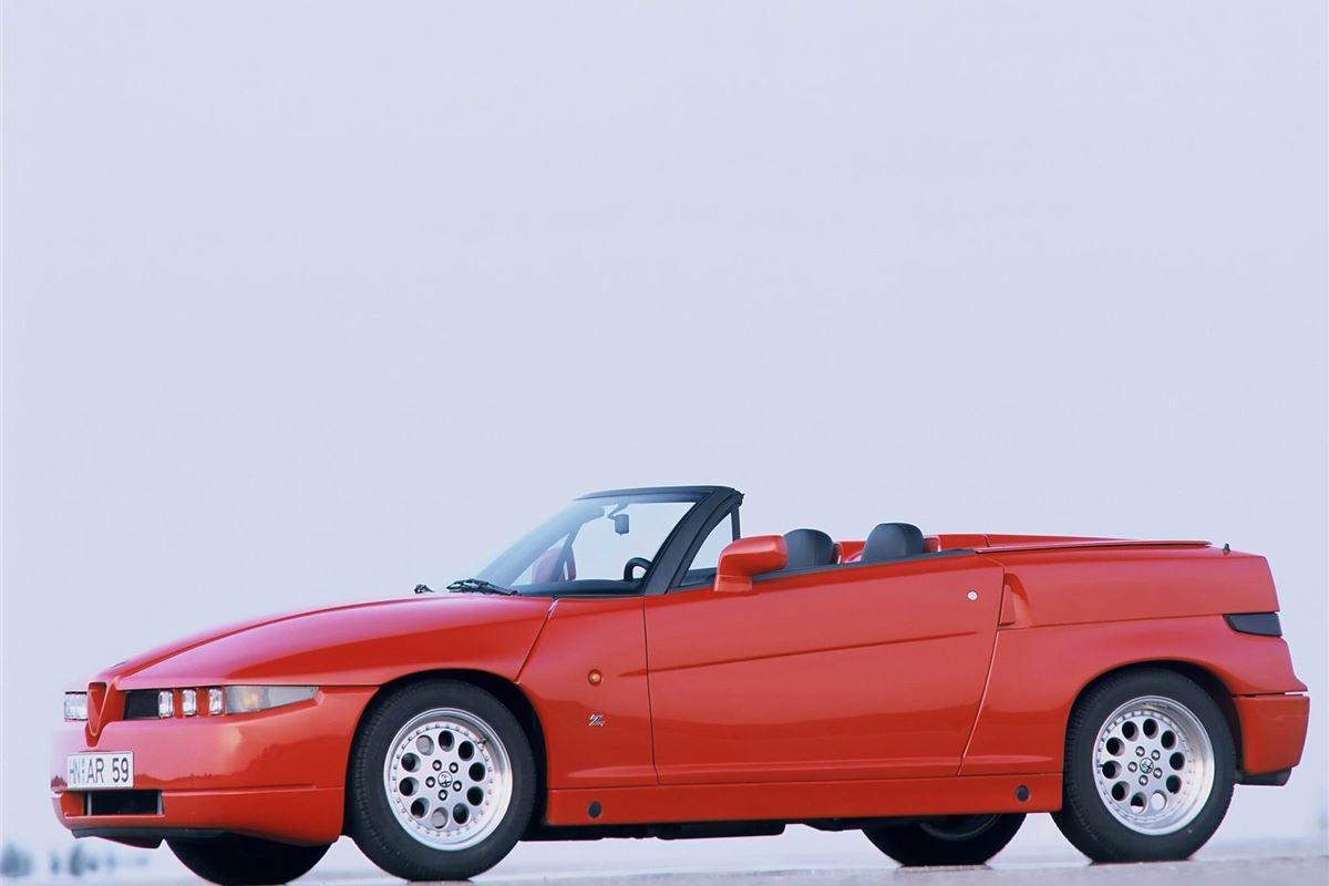 Alfa Romeo Sz Rz Classic Car Review Honest John