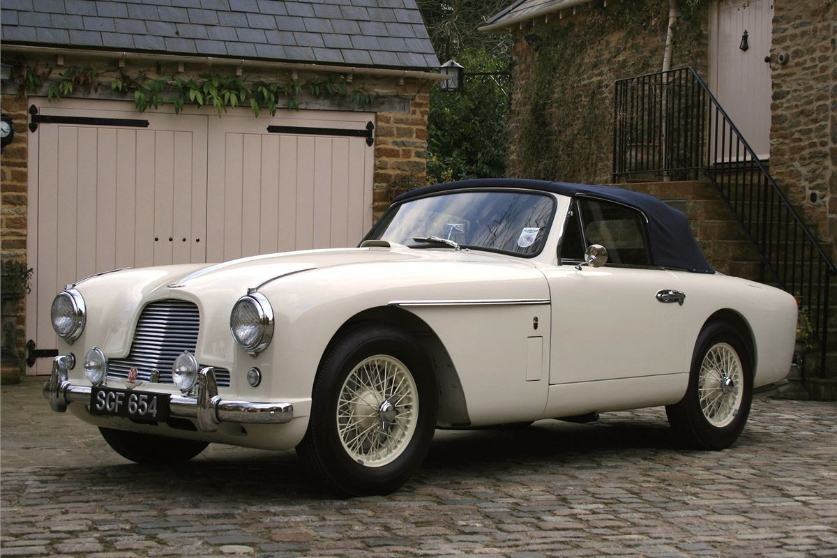 aston martin db2 classic car review honest john. Black Bedroom Furniture Sets. Home Design Ideas