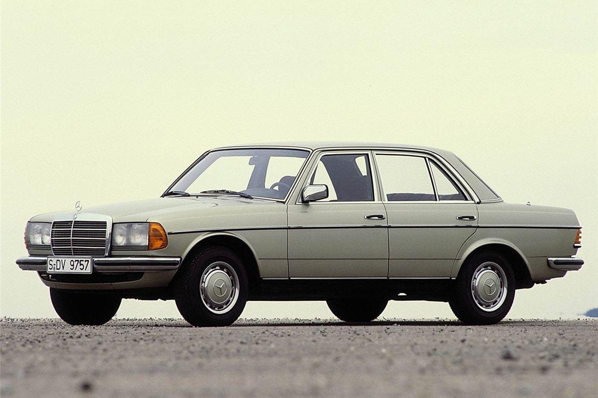 Mercedes-Benz 240D W123 1984 - YouTube   Benz W123