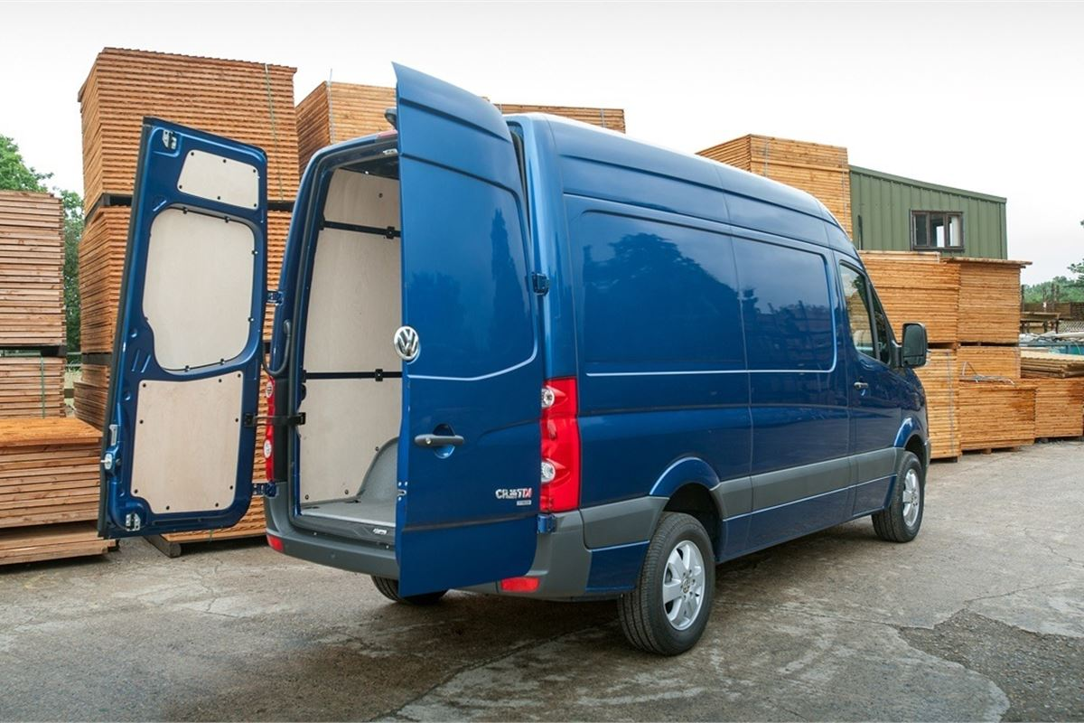 Buy Hire Or Lease A New Van Honest John