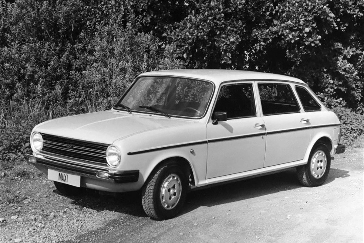 The Austin Maxi was a medium sized 5-door hatchback car from British Leyland for the s. It was the first British five speed five-door hatchback. The Maxi (code name ADO14) was the last car designed under the British Motor Corporation (BMC), and was the last production car designed by Alec Issigonis.1/5.