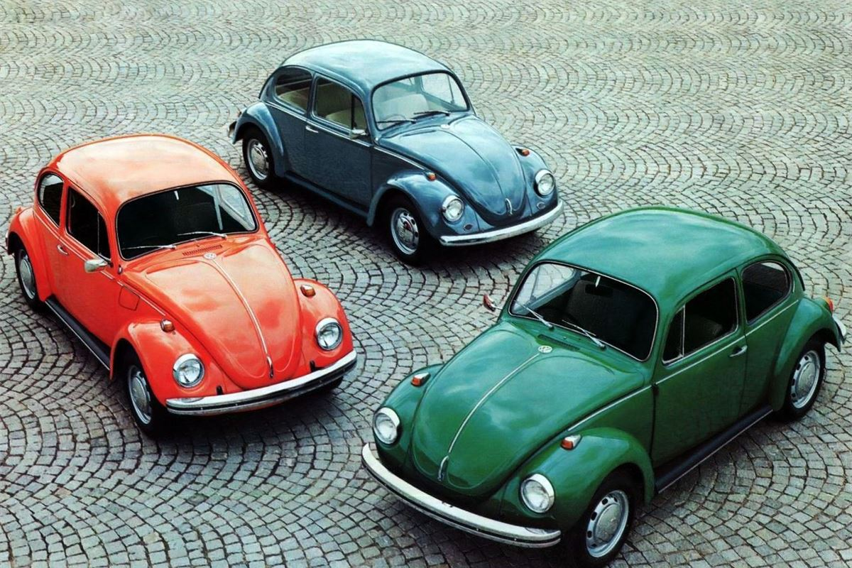 Volkswagen Beetle 1302/1303 - Classic Car Review | Honest John
