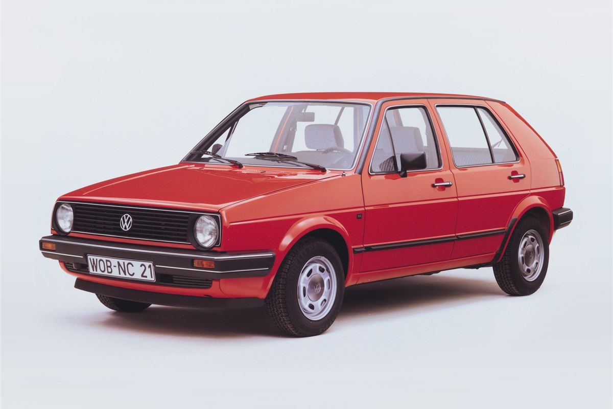 volkswagen golf mk2 classic car review honest john. Black Bedroom Furniture Sets. Home Design Ideas