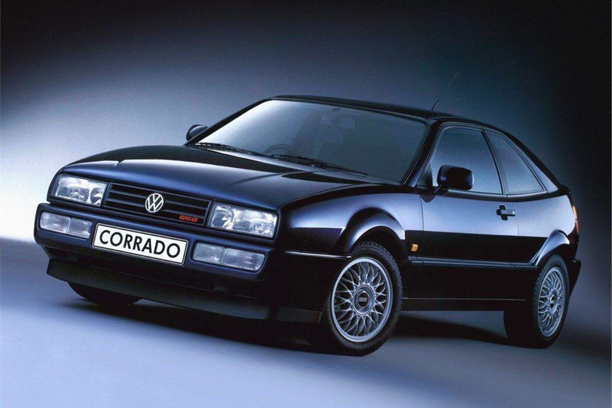 volkswagen corrado classic car review honest john. Black Bedroom Furniture Sets. Home Design Ideas