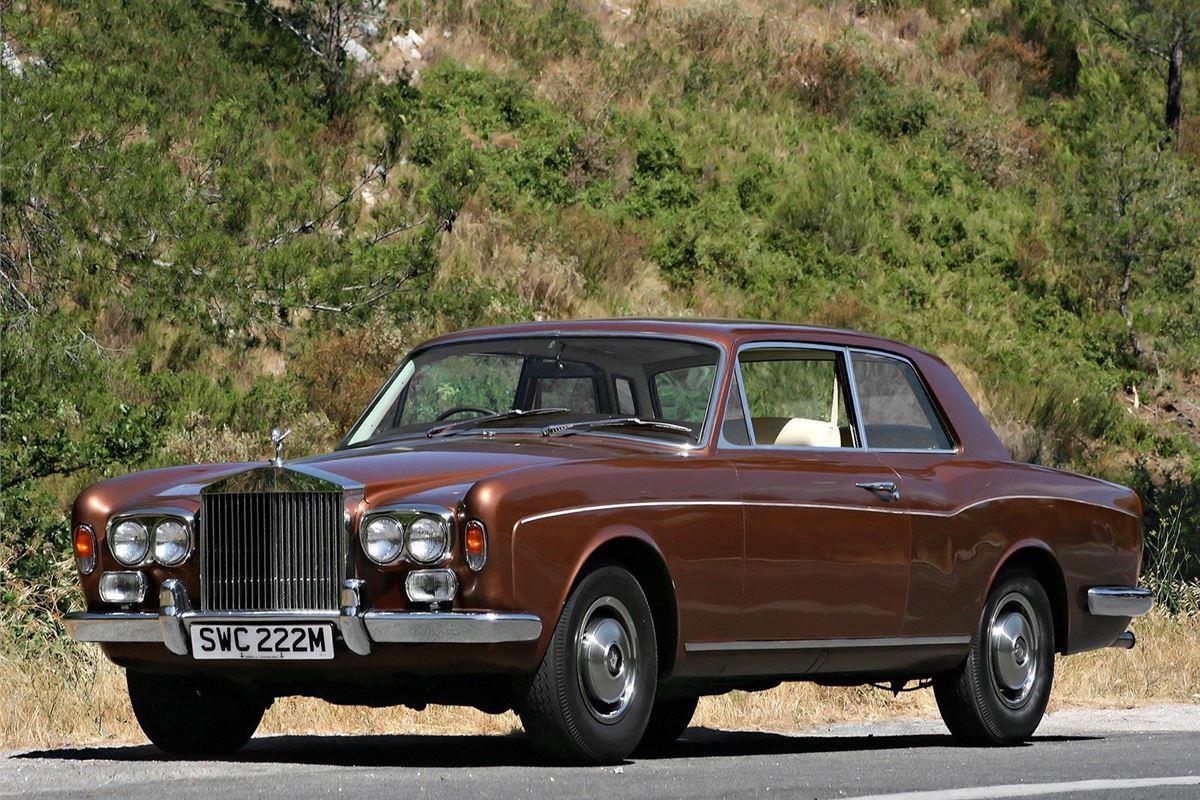 Rolls-Royce Corniche - Classic Car Review | Honest John