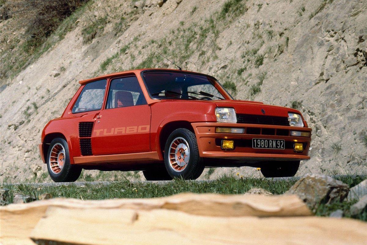 renault 5 turbo turbo 2 classic car review honest john. Black Bedroom Furniture Sets. Home Design Ideas