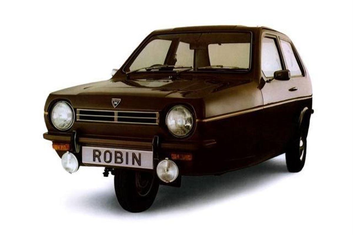 reliant robin   classic car review honest john