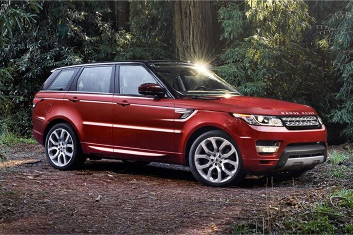 land rover range rover sport 2013 car review honest john. Black Bedroom Furniture Sets. Home Design Ideas