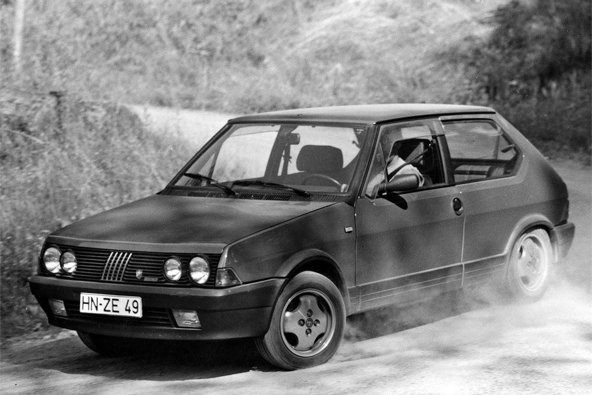 Fiat Strada Abarth 130tc Classic Car Review Honest John