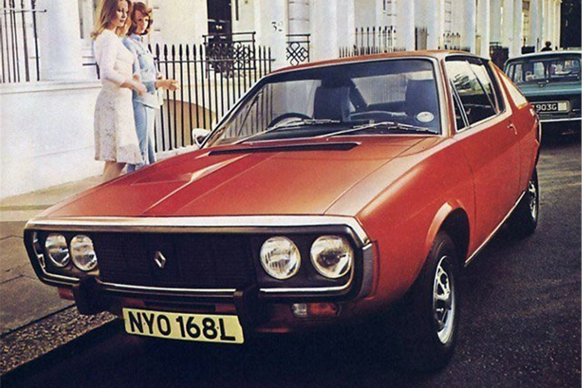 Classic Renault Cars For Sale Uk