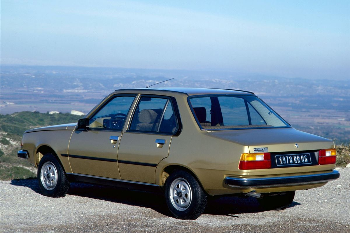 Renault 18 classic car review honest john for Garage renault flins
