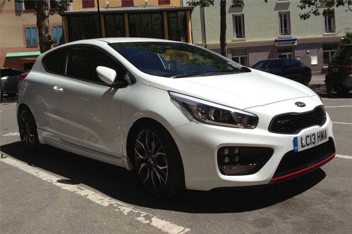 Business Car Lease Deals >> KIA Proceed GT 2013 Road Test | Road Tests | Honest John