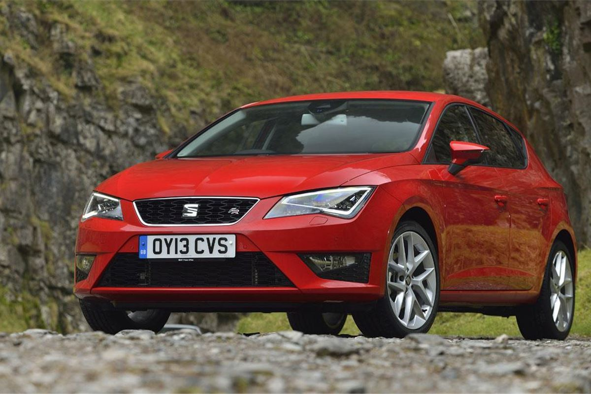 Bmw Lease Deals >> SEAT Leon 2013 - Car Review | Honest John