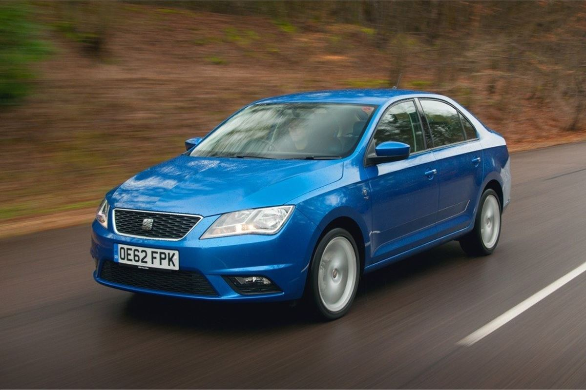 Seat Toledo 2012 Car Review Honest John