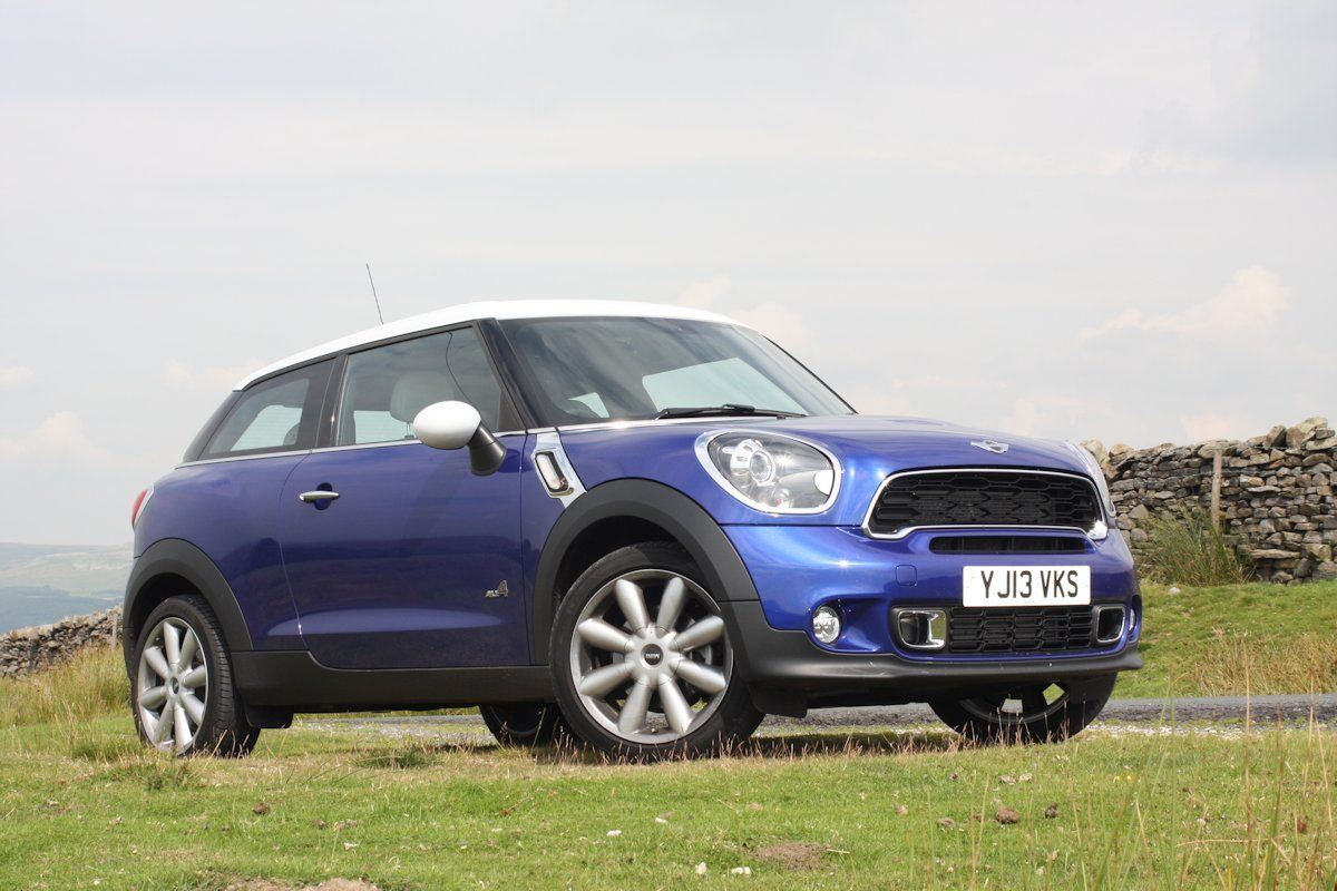 mini paceman cooper sd all4 2013 road test road tests. Black Bedroom Furniture Sets. Home Design Ideas
