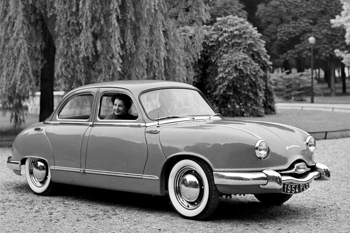 Panhard Dyna 54 Classic Car Review Honest John