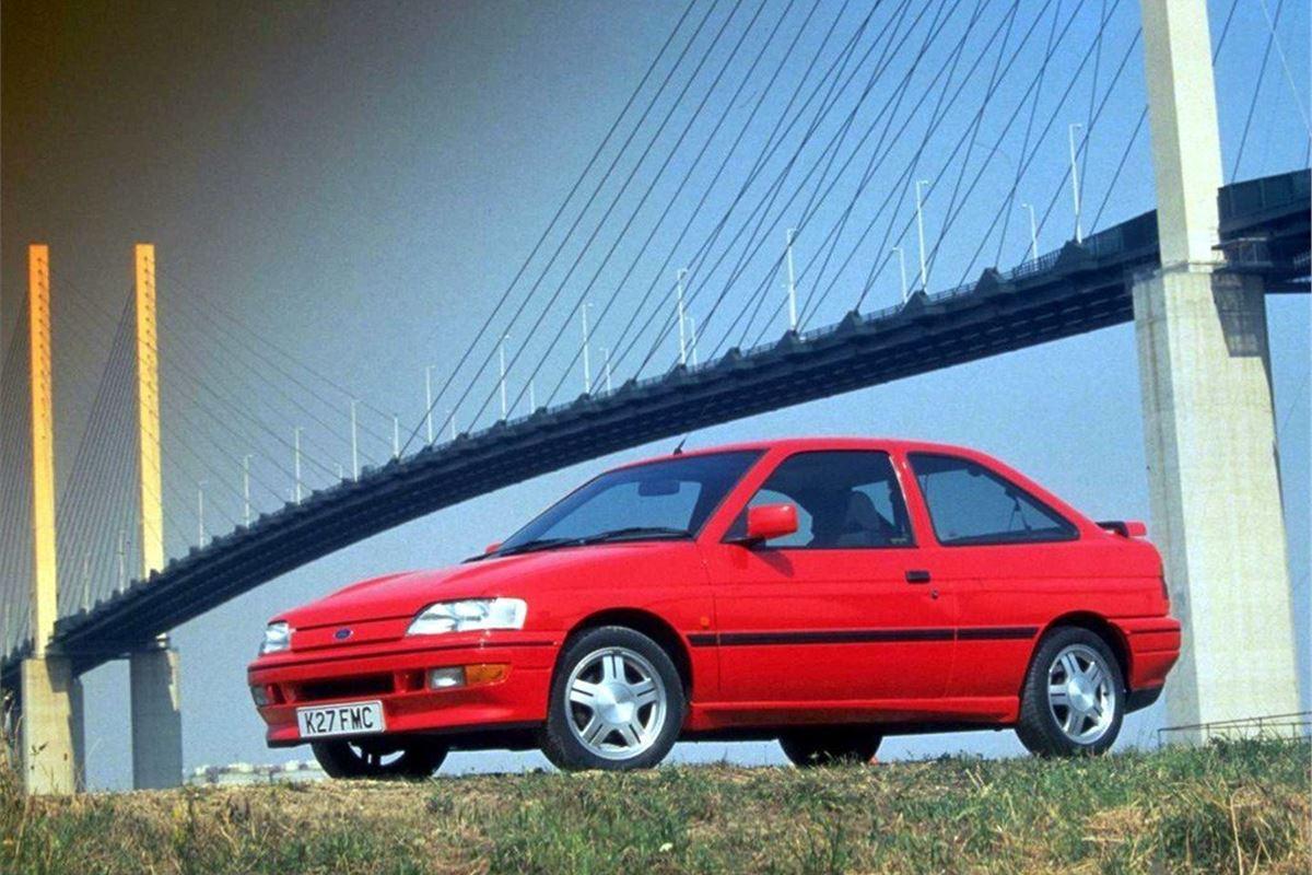 Ford Escort Review - Edmunds