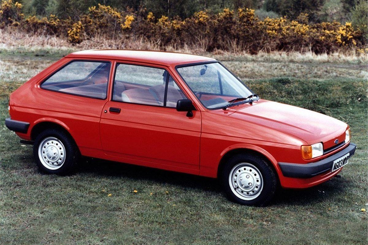 ford fiesta mk2 classic car review honest john. Black Bedroom Furniture Sets. Home Design Ideas