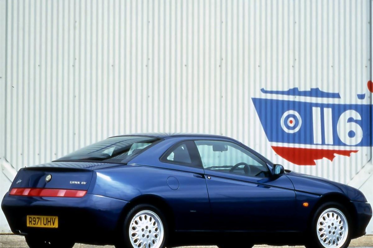 Alfa romeo gtv 30 v6 24v for sale