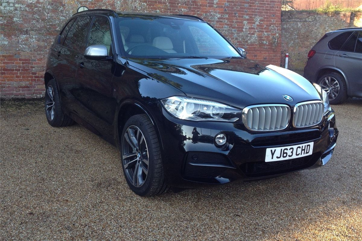 Bmw X5 M50d Road Test Road Tests Honest John