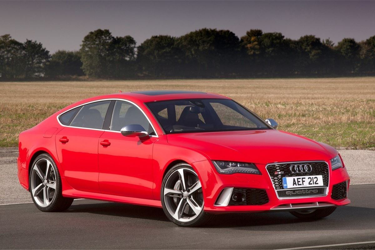 Used 2014 audi rs7 price canada 16