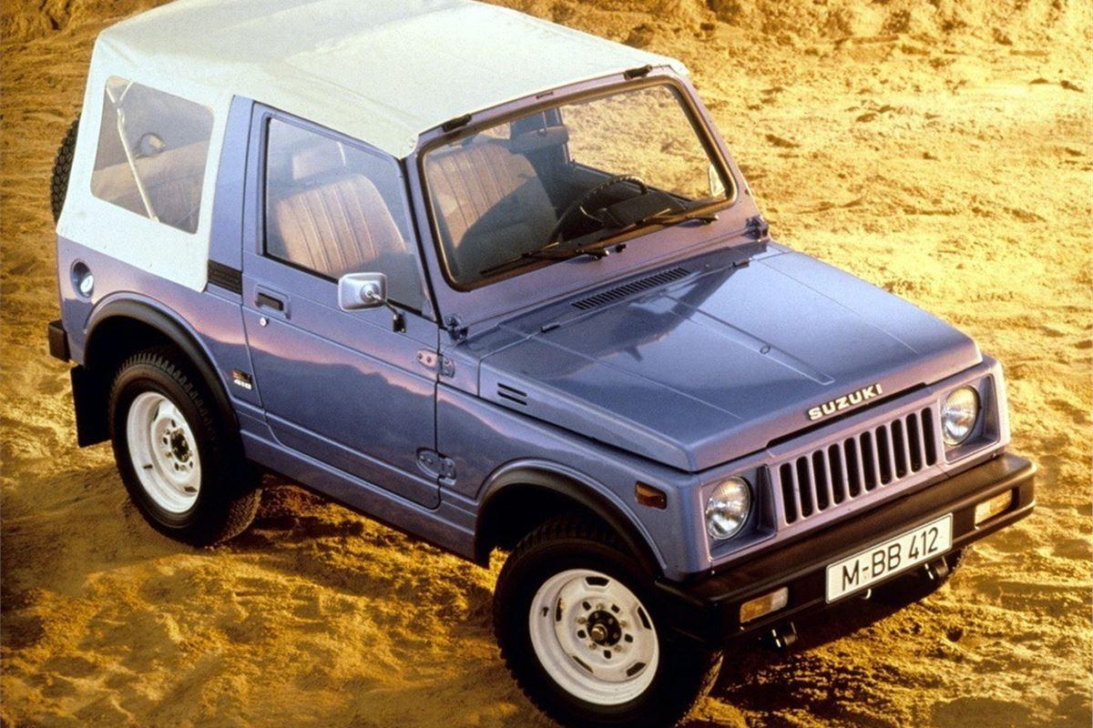 Suzuki Sj Series Classic Car Review Honest John