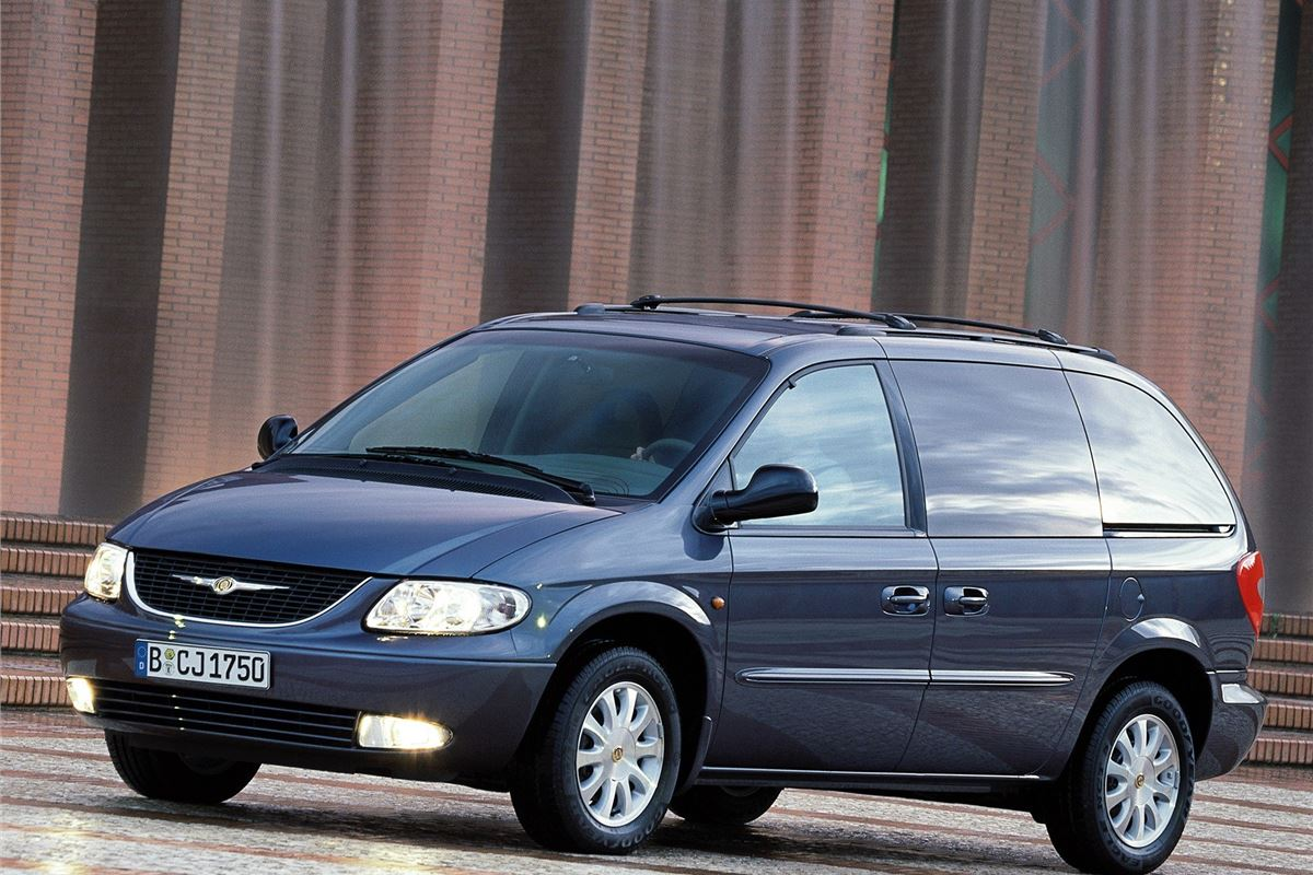 chrysler voyager 2001 car review honest john. Black Bedroom Furniture Sets. Home Design Ideas