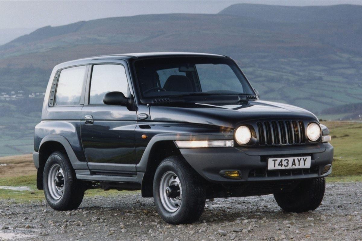 daewoo korando 4x4 1999 car review honest john. Black Bedroom Furniture Sets. Home Design Ideas