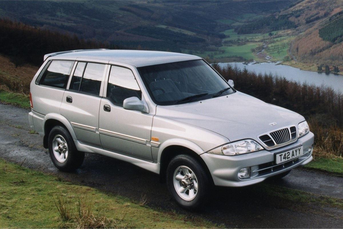 Daewoo Musso 4x4 1999 Car Review Honest John