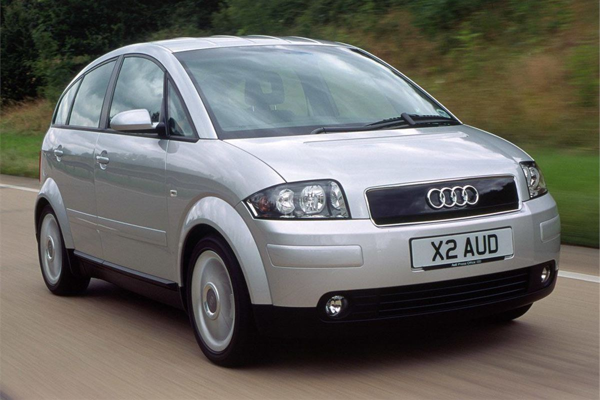 Audi A2 2000 Car Review Honest John