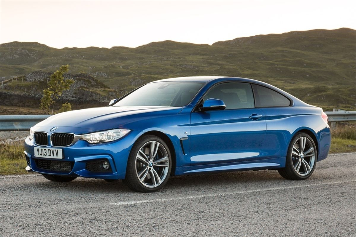 Bmw 4 Series F32 2013 Car Review Honest John