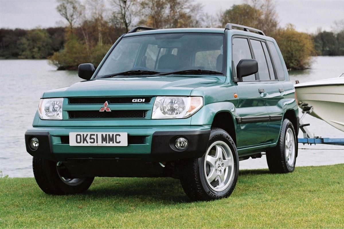 Mitsubishi shogun pinin 1999 car review honest john for Garage mitsubishi paris