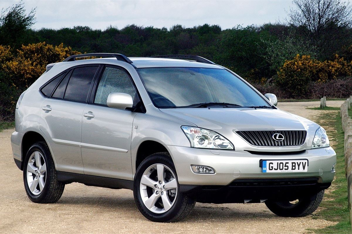 Lexus Rx300 2003 Car Review Honest John