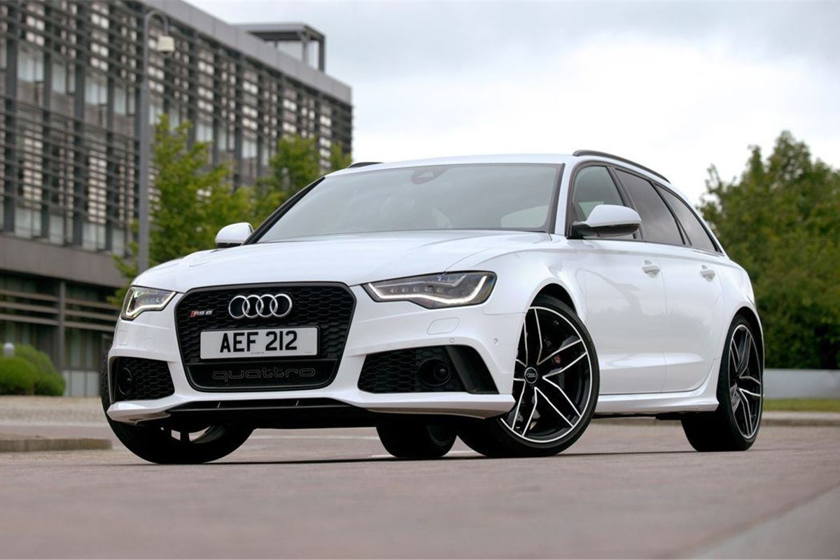 Audi Rs6 2013 Car Review Honest John