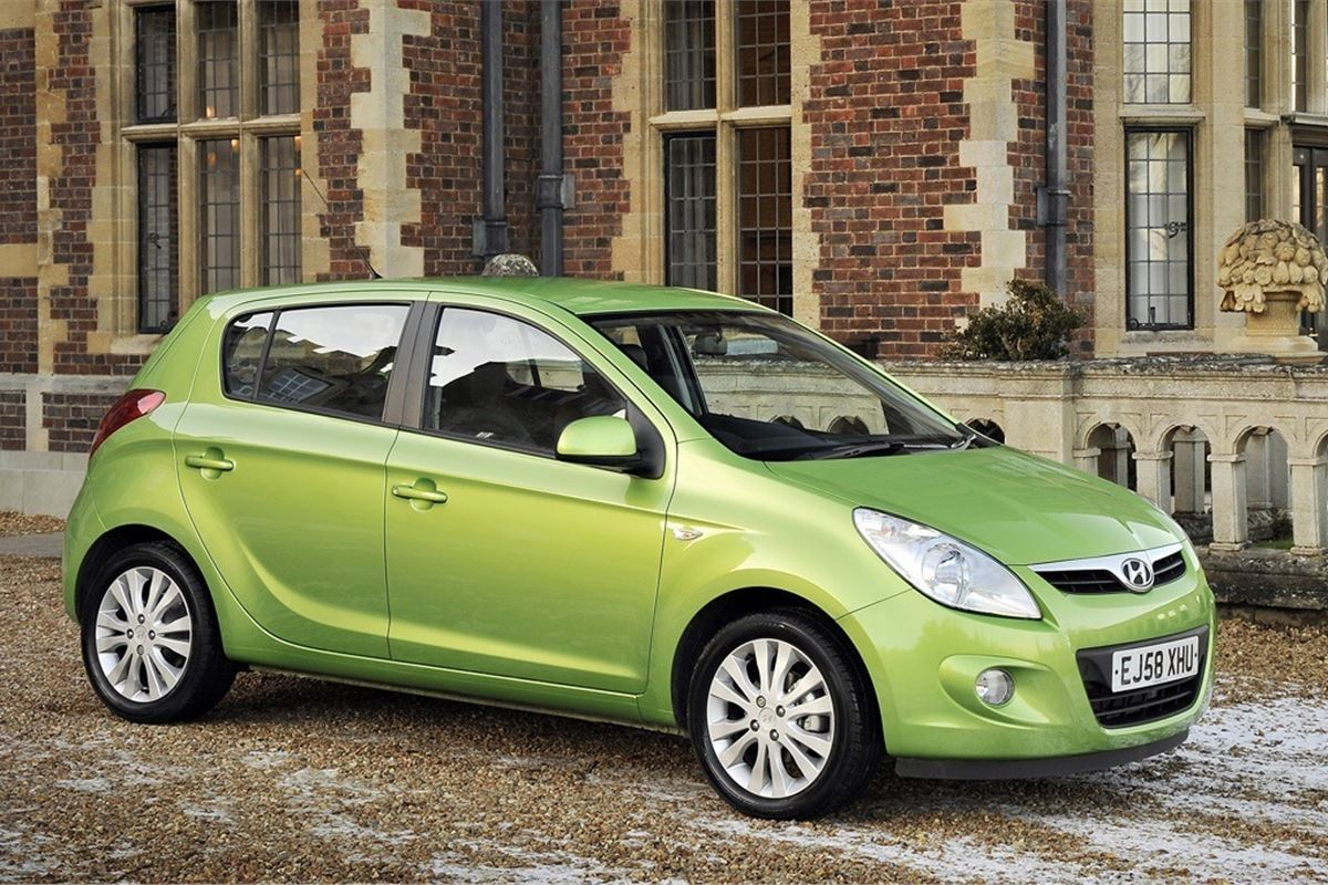 Cheap Cars For Sale >> Hyundai i20 2009 - Car Review   Honest John