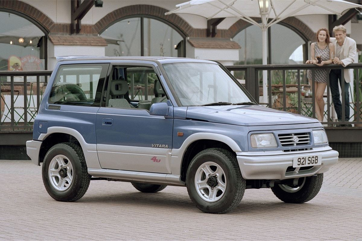 Suzuki Jimny X Mpg