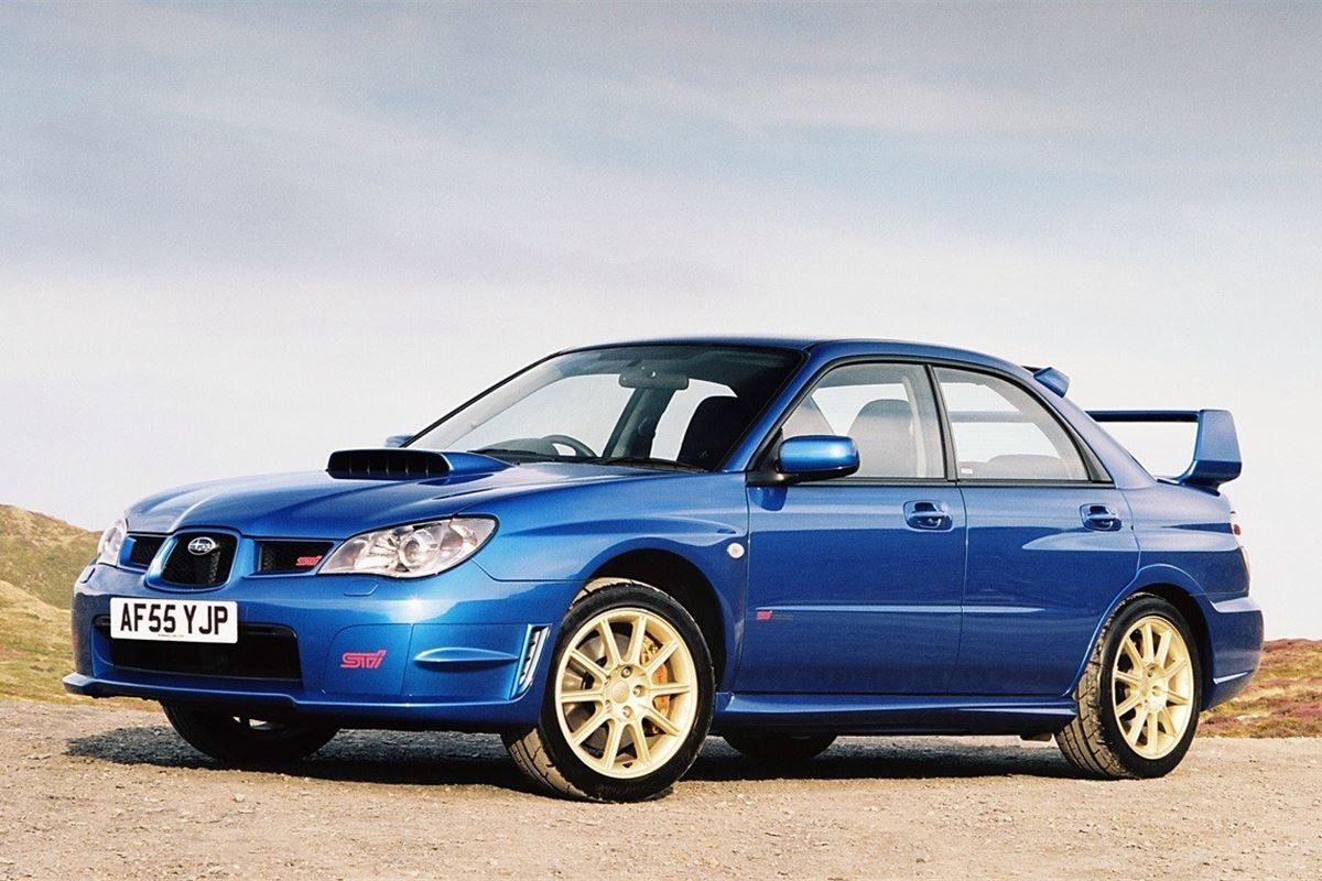 Subaru Impreza Ii Wrx 2006 Car Review Honest John