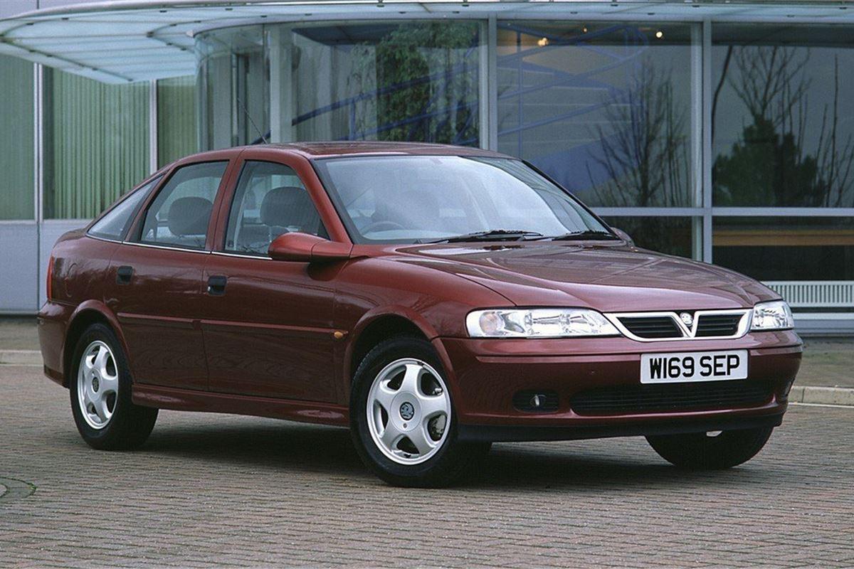 Vauxhall Vectra B Facelift 1999 Car Review Honest John