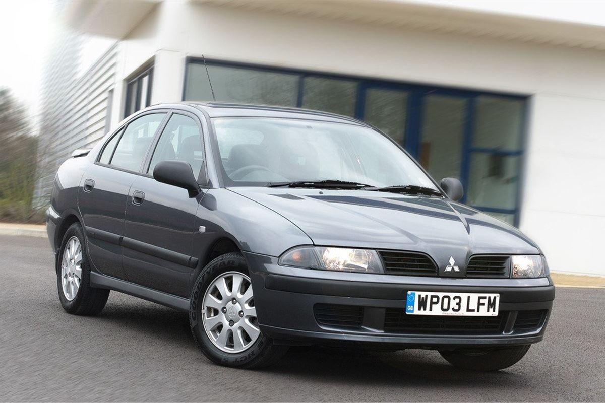 Mitsubishi Carisma 1995 Car Review Honest John