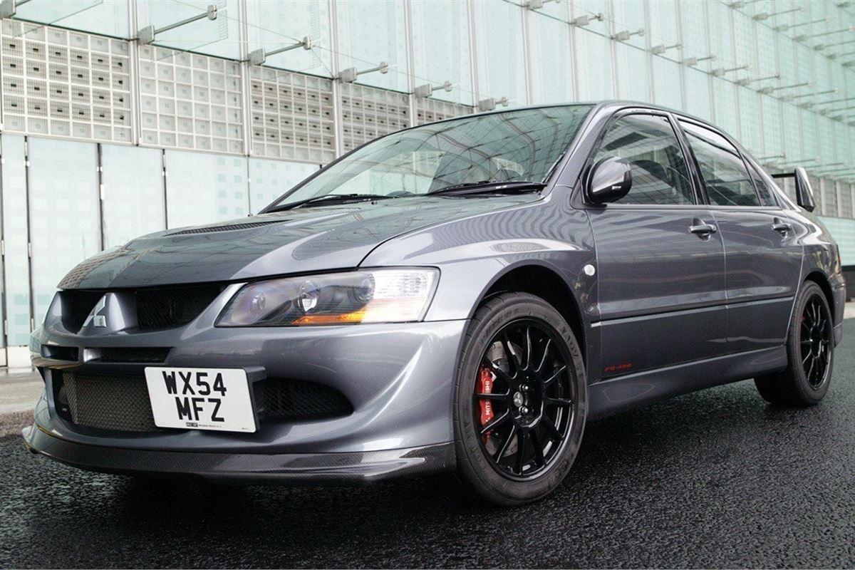 Mitsubishi evo viii 2003 car review honest john for Garage mitsubishi paris