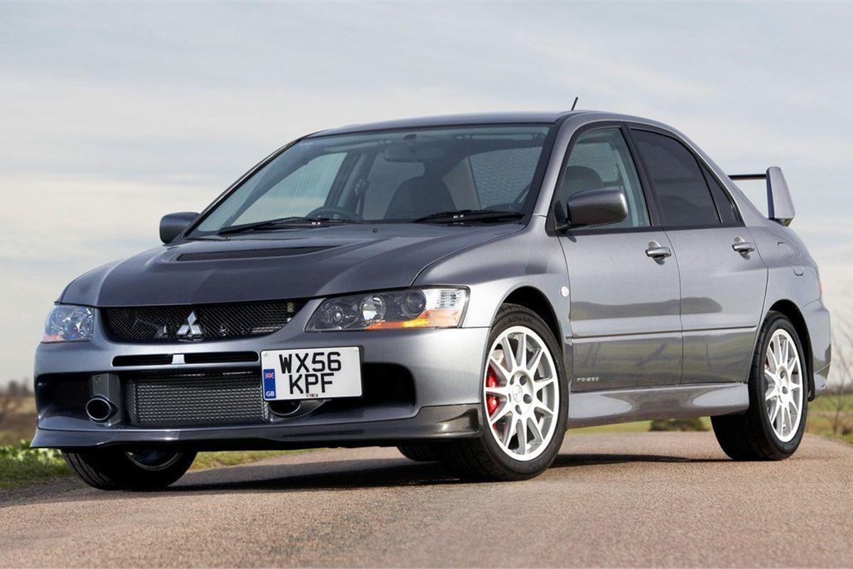 Mitsubishi evo ix 2005 car review honest john for Garage mitsubishi paris